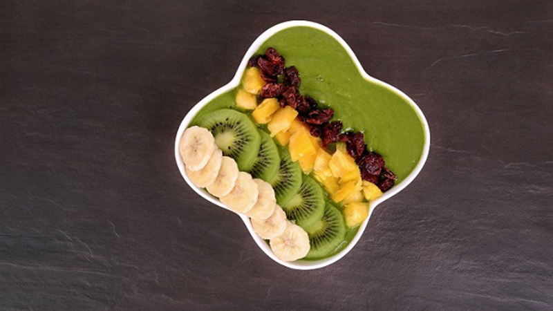 Revitalizing Green Smooothies