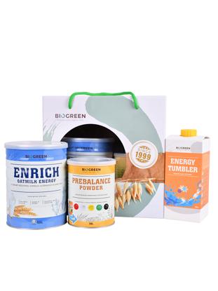 Picture of Health Bundle A (Enrich Oatmilk + Prebalance Powder)