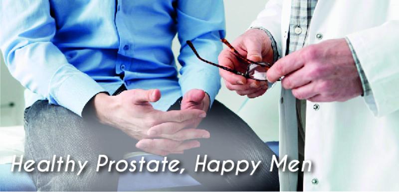 Healthy Prostate, Happy Men