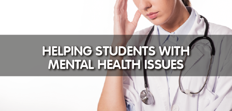 Helping Students with Mental Health Issues