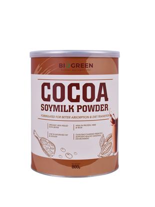 Picture of Biogreen Cocoa Energy Soymilk 800g (HALAL)