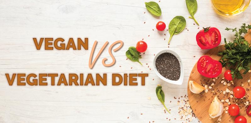 Vegan vs Vegetarian Diet