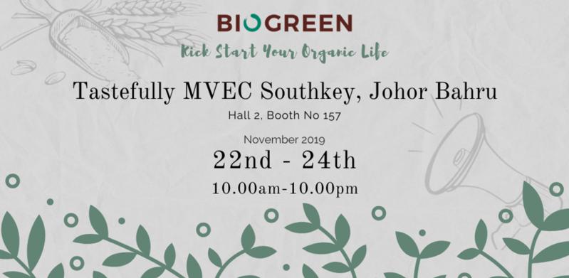 Biogreen - Tastefully MVEC Southkey, Johor Bahru