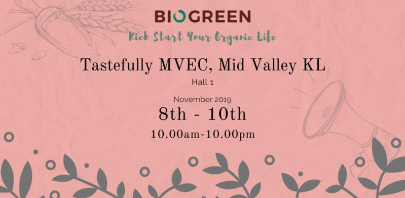 Biogreen - Tastefully MVEC, Mid Valley KL