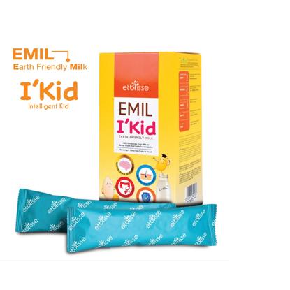 Picture of Etblisse Emil I'Kid Sachet Box, 9's x 30g / 270g (HALAL)