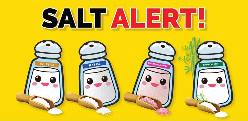 Salt Alert!