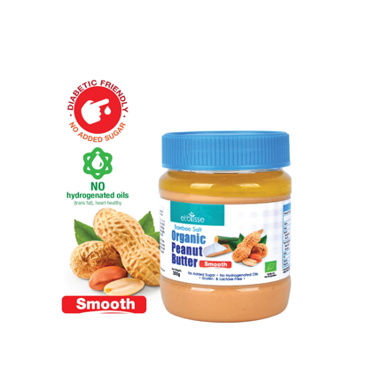Picture of Etblisse Organic Peanut Butter - Smooth (HALAL) 350g