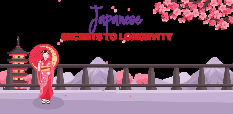 Japanese Secrets to Longevity