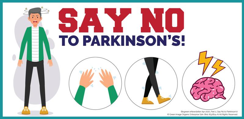 Say No to Parkinson's!