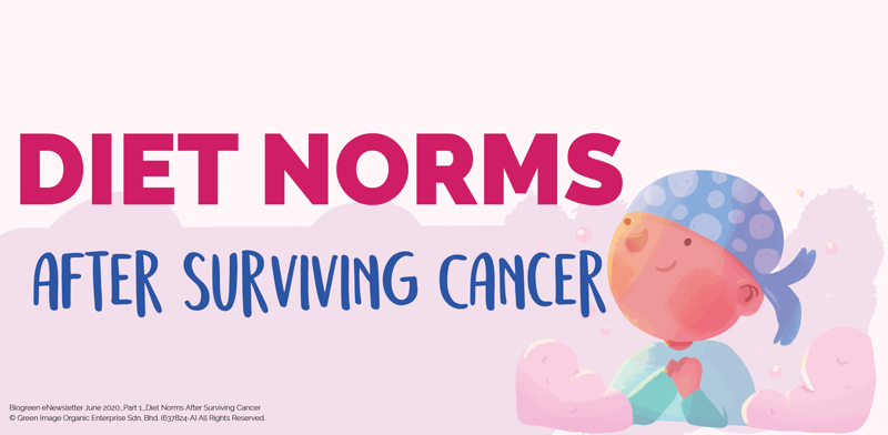 Diet Norms after Surviving Cancer