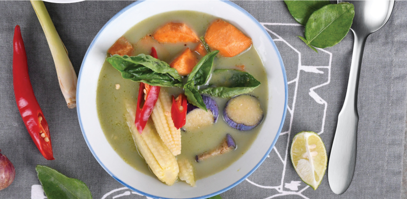 Soy Thai Green Curry