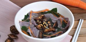 Detox Purple Mee Hoon Kueh