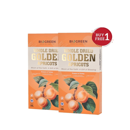 Picture of [Buy 1 Free 1] Whole Dried Golden Apricots 220g (Expiry 04/2021)