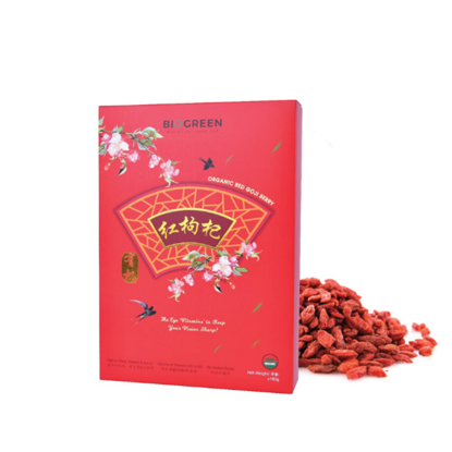 Picture of [30% Off] Biogreen Organic Red Goji Berry 180g