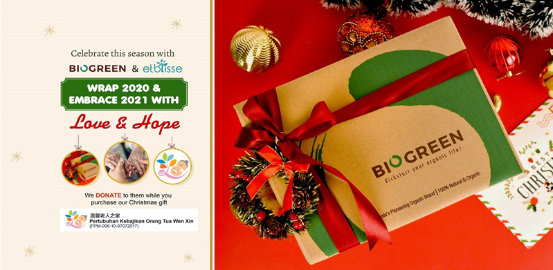 Healthy Christmas Gift for Him or Her