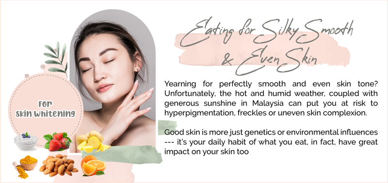 Eating for Silky Smooth & Even Skin