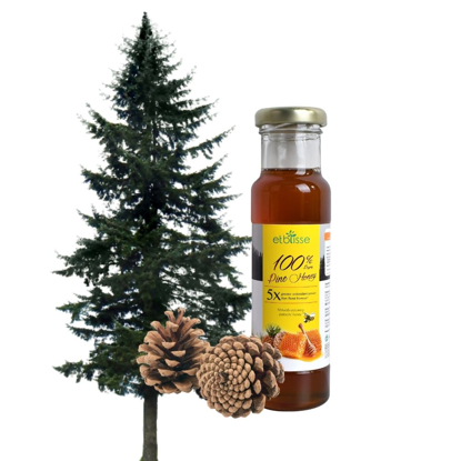 Picture of Etblisse 100% Pure Pine Honey (HALAL) 220g
