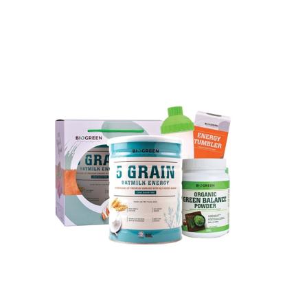 Picture of Sweet'less Health Bundle (5 Grain Oatmilk + Green Balance)