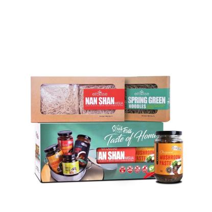 Picture of Etblisse Soul Full Package 1 (Nan Shan Misua + Spring Green Noodles + Original Shiitake Mushroom Paste)