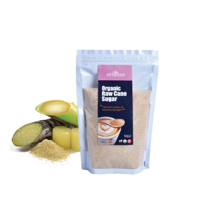 Picture of Etblisse Organic Raw Cane Sugar (HALAL) 900g