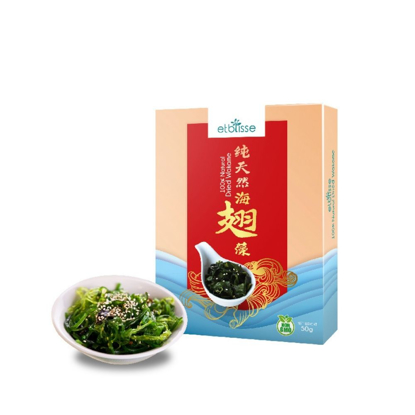 Picture of [10% Off] etblisse 100% Natural Dried Wakame Seaweed (HALAL) 50g