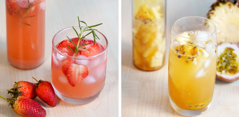 WATER KEFIR Bubbly Probiotic Drink