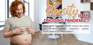 Obesity is an ongoing pandemic?
