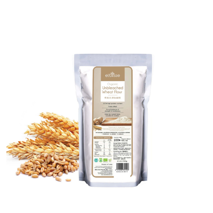 Picture of [10% Off] Etblisse Organic Unbleached Wheat Flour 900g