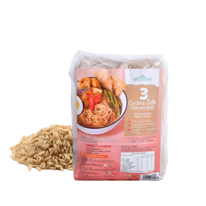 Picture of etblisse 3 Grains Silk Vermicelli 400g