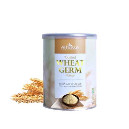 Picture of etblisse Toasted Wheat Germ Flakes 300g