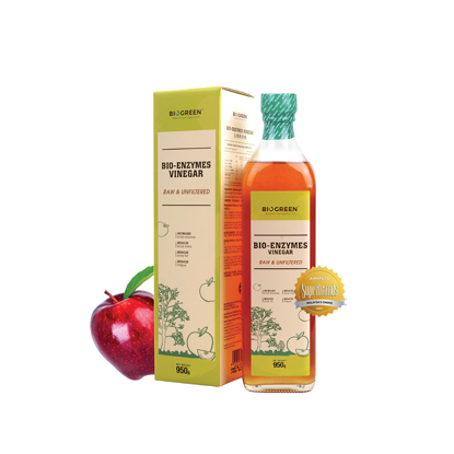 Picture of Biogreen Bio-Enzymes Vinegar 950g