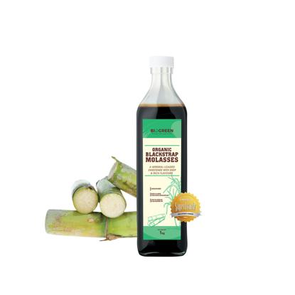 Picture of [Expiry December 2022] Biogreen Organic Blackstrap Molasses (NASAA-Certified) (HALAL) 1kg