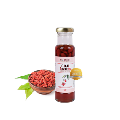 Picture of Biogreen Goji Enzymes 220g