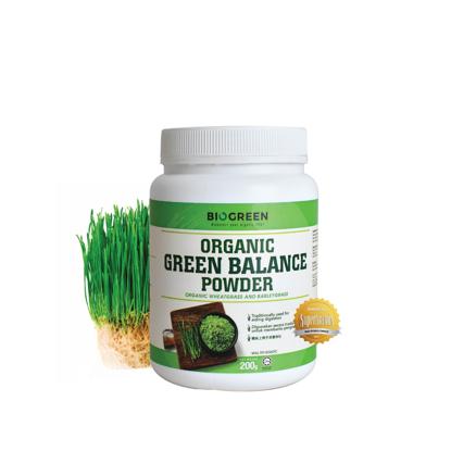 Picture of Biogreen Organic Green Balance Powder (HALAL) 200g
