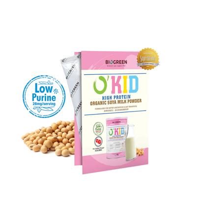 Picture of Biogreen O'Kid High Protein Organic Soya Milk (HALAL)Trial Sachet 1's x 30g