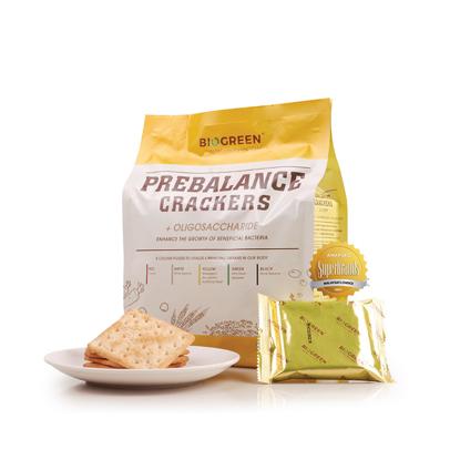 Picture of Biogreen Prebalance Crackers (HALAL) 16 Small Packs x 24g
