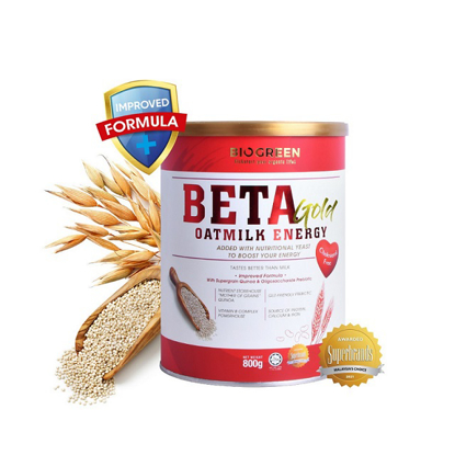 Picture of [20% Off] Biogreen BETA Gold Oatmilk Energy (HALAL) 800g