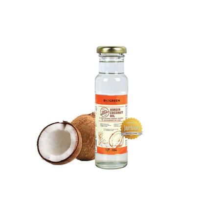 Picture of Copy of [Expiry 10/12/2022] Biogreen 100% Organic Virgin Coconut Oil (HALAL) 175ml